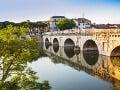 Antický most v Rimini