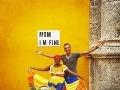 Pozdrav z Kolumbie