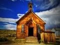 Dom Boží v mestečku