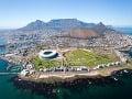 Pohľad na Kapské mesto