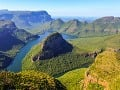 Blyde River Canyon netreba