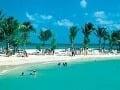 Guadeloupe a Dominika: plážové