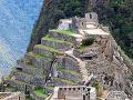 V Machu Picchu nestáli