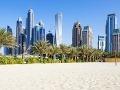 Taký pohľad na Dubaj
