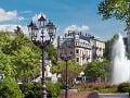 Nemecký Baden-Baden: Kúpeľné mestečko