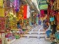 Jeruzalemské trhoviská hýria všetkým