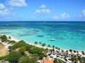 Karibská Aruba – ostrov