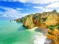 Algarve - najlepšia prímorská