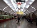 Pchjongjangská stanica Puhung -