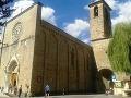 Slávny kostol Sant´Agostino...