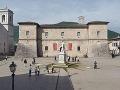 """Pevnosť """"Castellina"""" v Nursii"""