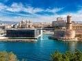 Tento pohľad na Marseille