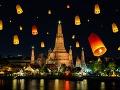 Bangkok je mestom anjelov