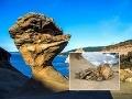 18 miliónov starý skalný