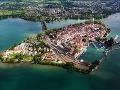 Bodamské jazero: Dovolenka v