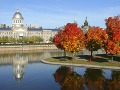 Quebec je historickou perlou