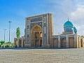 Budova moslimskej školy je