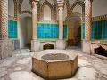 Nádherné tradičné iránske kúpele