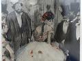 Výstava francúzskeho maliara Edgara