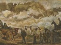 Cyprián Majerník: Utečenci (1942).