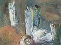 Vincent Hložník: Mŕtvy (1942).