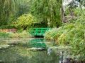 Nádherná inšpirácia Clauda Moneta