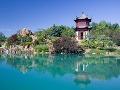 Čínska záhrada v The