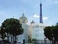 Paríž má v centre