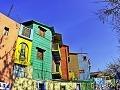 Argentínska štvrť La Boca