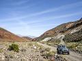Prechádzať cez Údolie smrti