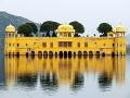 Vodný palác Jal Mahal: