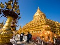 Najvyšší bod Šweitigoumskej pagody
