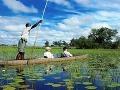 Deltu Okavango označili za