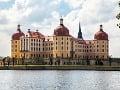 Moritzburg, Nemecko - Charlieho