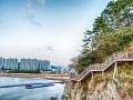 Pusan ponúka typickú mestskú