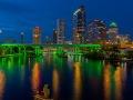 Tampa na Floride. Foto: