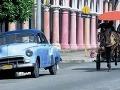 Kubánska Havana si dodnes