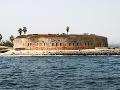 Pevnosť na ostrove Goree