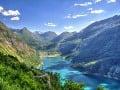 Romsdalen, Nórsko