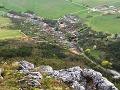 Pohľad na obec Zádiel