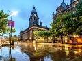 Leeds, Spojené kráľovstvo Veľkej