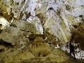 Harmanecká jaskyňa, dodnes jediná