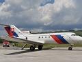 Dopravné lietadlo Jak-40 z