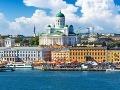 V Helsinkách sa určite