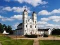 Aglonská bazilika, Lotyšsko