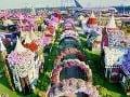 Foto: Dubai Miracle Garden