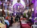 Trh v Aleppe, Sýria