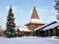 Mestečko Santa Clausa, Laponsko
