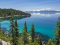Tahoe, Sierra Nevada, USA