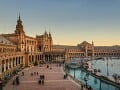 Španielske mesto Sevilla. ©